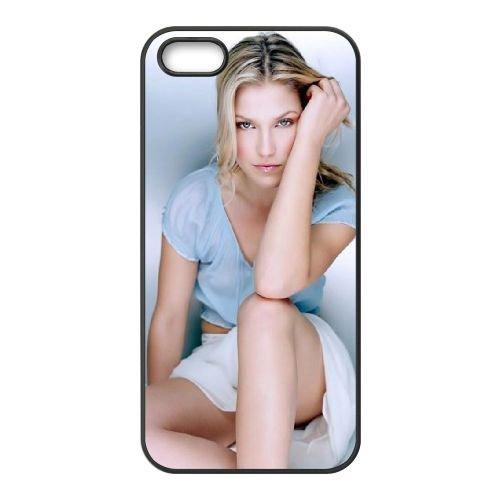Ali Larter Niebieska Bluzeczka coque iPhone 5 5S cellulaire cas coque de téléphone cas téléphone cellulaire noir couvercle EOKXLLNCD21497