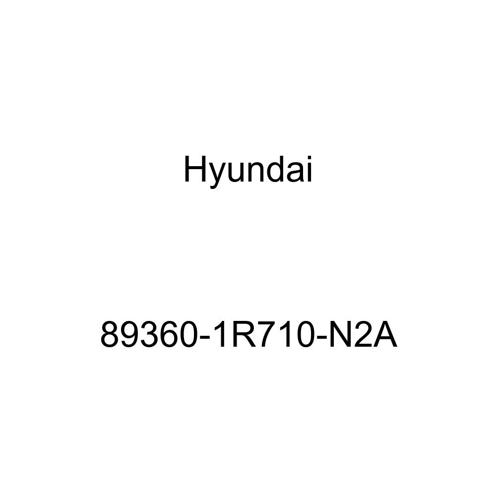 Left Genuine Hyundai 89360-1R710-N2A Seat Cover Assembly