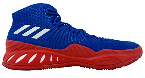 adidas Crazy Explosive 2017 Shoe Men's Basketball Blue-red cheap 100% guaranteed or6IQ