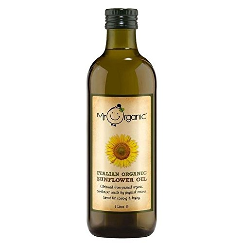 Mr Organic Sunflower Oil 1L - Pack of 2