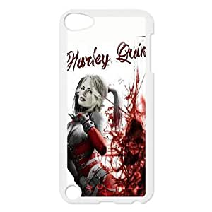 Protection Cover Ipod Touch 5 Cell Phone Case White Atkkl Harley Quinn Personalized Durable Cases
