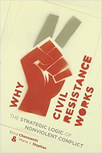 Why Civil Resistance Works: The Strategic Logic Of Nonviolent Conflict por Maria Stephan