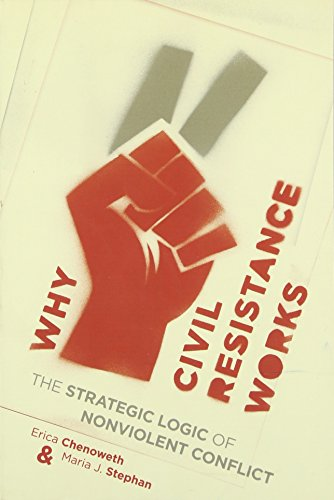 Why Civil Resistance Works: The Strategic Logic of Nonviolent Conflict (Columbia Studies in Terrorism and Irregular Warfare)