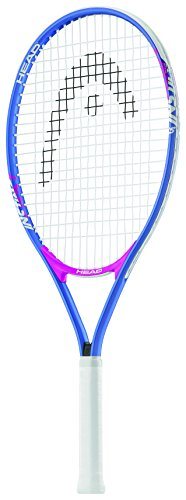 HEAD Instinct 25 Junior Tennis Racquet, 3.875″ Strung Blue