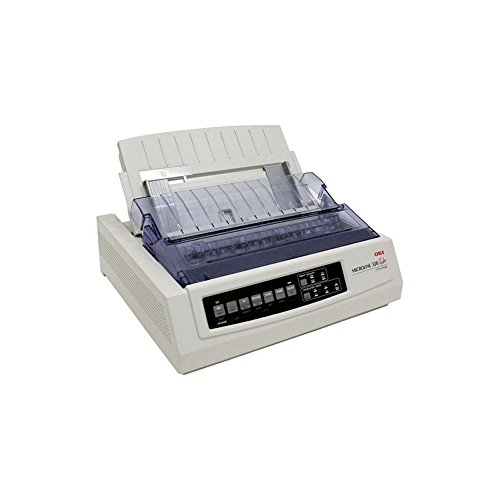 Oki MICROLINE 320 Turbo Mono Dot Matrix Printer (62411601) (Certified Refurbished) by OKI (Image #2)