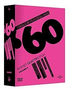 i migliori film degli anni '60 #02 (4 dvd) box set dvd Italian Import