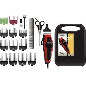 - Wahl 79900B Clip-N-Trim 23-Piece Complete Haircut Kit