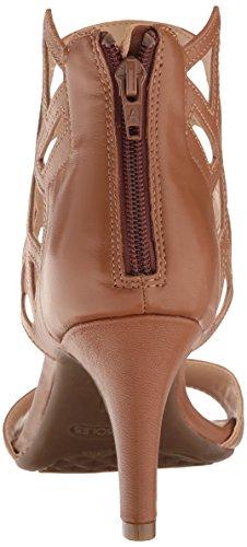 Aerosoles Womens Salamander Dress Sandal Dark Tan Leather kQn73w5kxq
