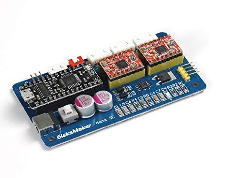 EleksMaker 2 Motor Driver 2 Axis Controller Board for DIY Laser Engraver