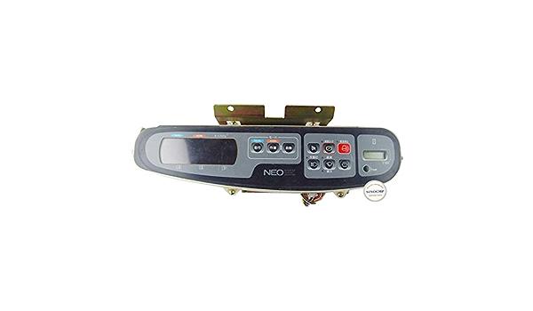 SINOCMP KHR1017 Interruttore del Sensore Scqua per Sumitomo SH120-3 SH200-3 SH210-3 SH240-3 SH250-3,3 mesi di garanzia