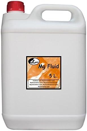 8cplus EMF005L Magnesio liquido, Blanco, Talla Única: Amazon ...