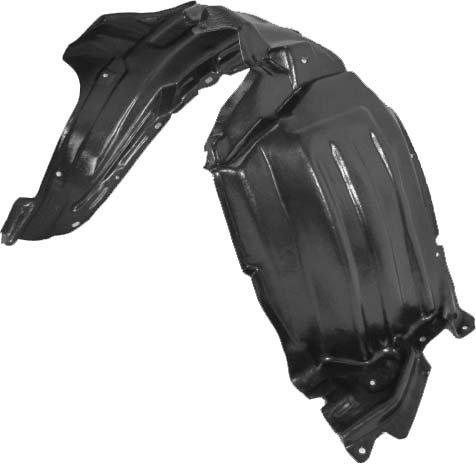 Front Inner Fender Liner Driver Side QP S0708-a Scion Left Lh