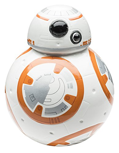 Zak! Designs Coin Bank, BB-8 Droid from The Force Awakens,