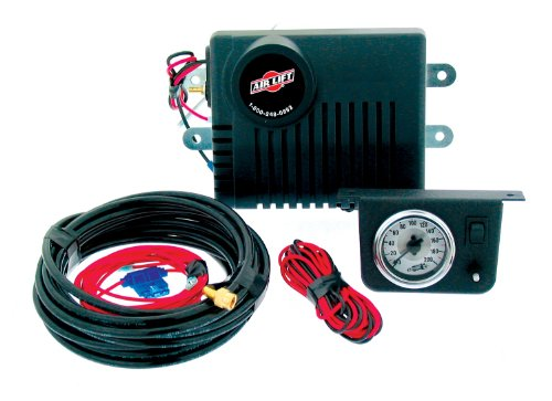 AIR LIFT 25804 Air Shock Controller Kit (Air Lift Load Controller)