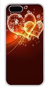 iPhone 6 4.7 Case Best Love PC Custom iPhone 6 4.7 Case Cover White