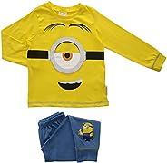 Boys Minions Pyjamas - Novelty PJs - Sizes 2 to 8 Years