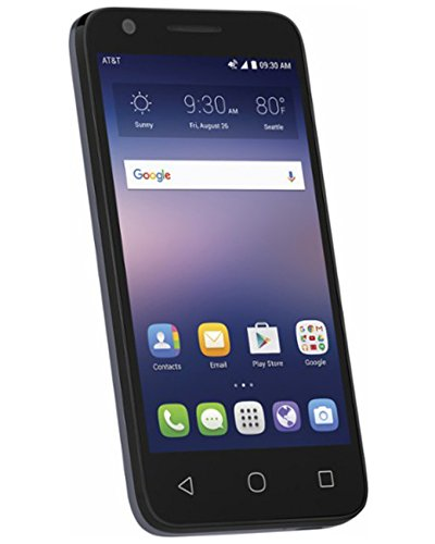ATT-GoPhone-Alcatel-Ideal-4G-LTE-w-8GB-Memory-Prepaid-Cell-Phone-Slate-Blue