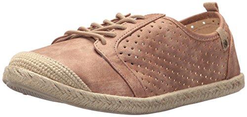 Roxy Frauen Flora Lace up Slip-On-Schuh Sneaker Rose