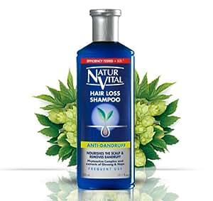 Natur Vital Anti Dandruff Shampoo Review