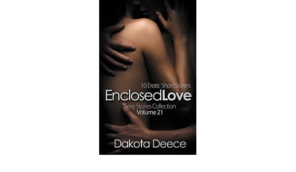 Entertaining question dakkota erotic stories