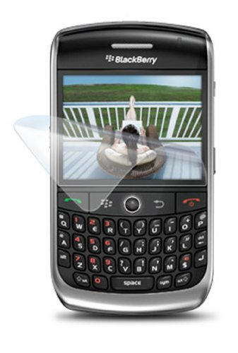 Film Protective Iluv - iLuv Protective Film for BlackBerry Curve