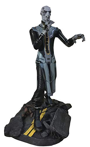 DIAMOND SELECT TOYS Marvel Gallery: Avengers Infinity War: Ebony Maw PVC Figure, Multicolor