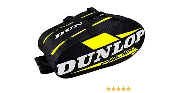 Dunlop Paletero Play, Adultos Unisex, Multicolor, Talla Unica ...