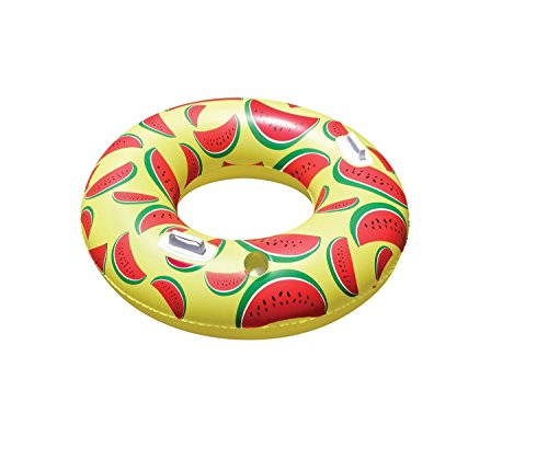 Inflatable Watermelon Summer Sturdy Handles