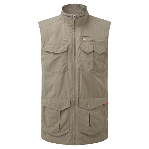 Gilet Mens NosiLife Lightweight Beige Craghoppers Adventure w8qS4