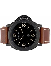 Luminor mechanical-hand-wind mens Watch PAM 360 (Certified Pre-owned)