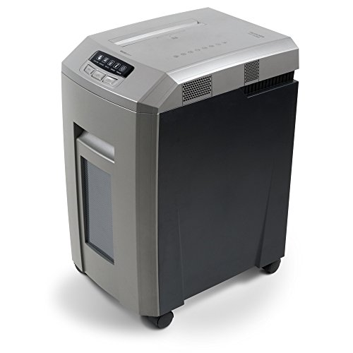 essional Grade High Security 15-Sheet Micro-Cut Paper/CD and Credit Card Shredder, 60 Minutes Continuous Run time ()