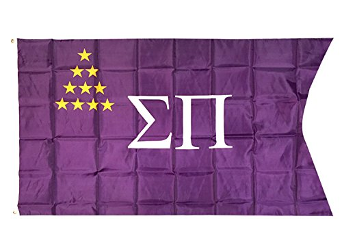 Sigma Pi Chapter Fraternity Flag 3 x 5 Polyester Use as a Banner Sign Decor sig pi