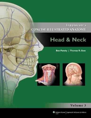 Download Lippincott's Concise Illustrated Anatomy: Head & Neck Pdf