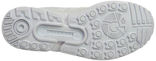 Sneakers Enfant footwear Mixte Adidas White Blanc J Zx White Basses footwear Flux taaqf8Y
