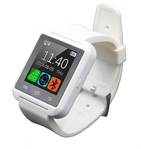 - Dancotek Smart Watch Bluetooth Activity Fitness Tracker Pedometer Sleep Monitor for Girls (White)
