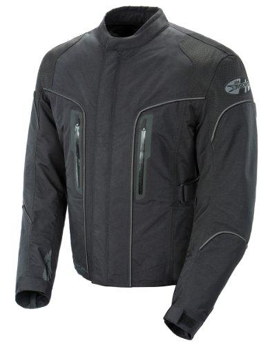 (Joe Rocket Alter Ego 3.0 Men's All-Weather Riding Jacket (Black, Medium))