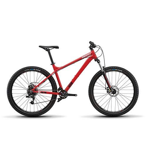 Diamondback Bicycles Hook 27.5 Wheel Mountain Bike, Red, X-Large