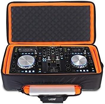UDG U9104BL/OR - Funda para mesa de mezclas pioneer dDJ s1/t1 (con ...