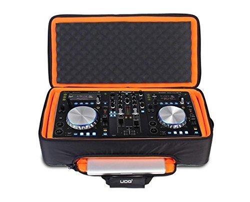 UDG Ultimate Midi Controller Backpack Large Black/Orange MKII U9104BL/OR