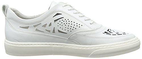 White Weiß Top White Bmecx Sneakers Bronx Low Women's 04 qnawfH8