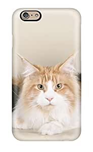 Alicia Russo Lilith's Shop New Style Fashion Protective The Three Wise Cats Case Cover For Iphone 6