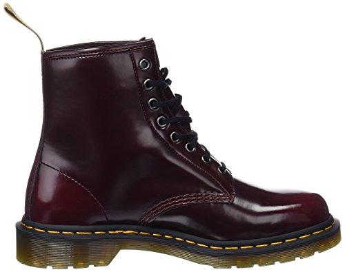 Dr. Martens Vegan 1460 Boot Körsbärsröd