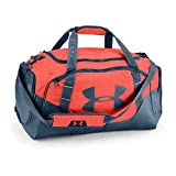 Under Armour Undeniable Duffle 3.0 Gym Bag, After Burn (877)/Static Blue,