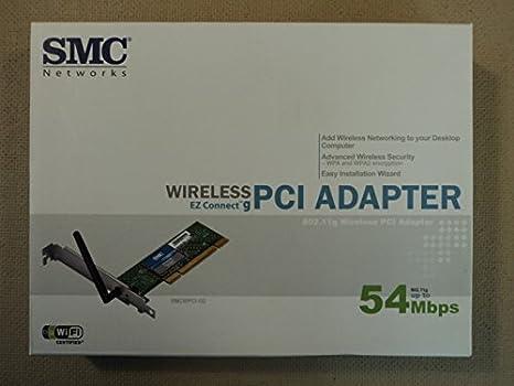 SMCWPCI G2 DRIVER FOR PC