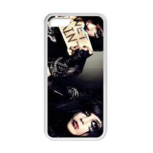 Rock Band Cell Phone Case for Iphone 5C