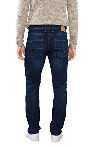 edc Dark Esprit Jeans by Hombre Blue Wash Azul 096cc2b009 7WqrvwOR7