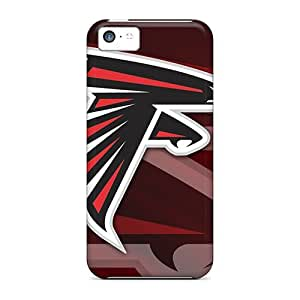 Fashionable Style Case Cover Skin For Iphone 5c- Atlanta Falcons
