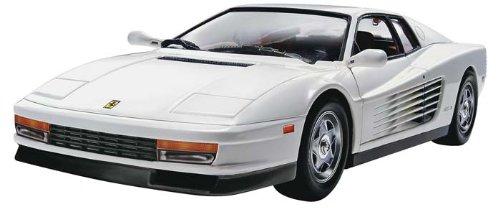 Revell of Germany Miami Vice Ferrari Testarossa Plastic Model - Online Ferrari Shopping