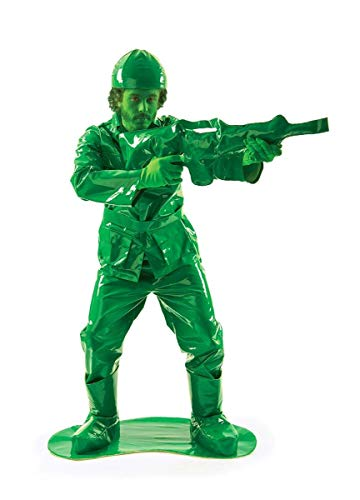 Green Army Men Costume (Toy Green Army Man Costume (And)