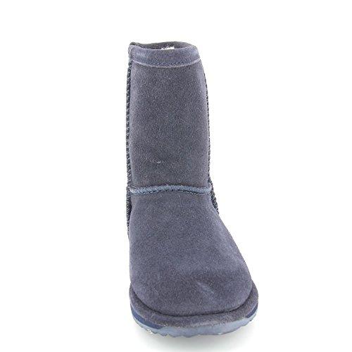 Emu K10773 - Botas de cuero para niños Gold